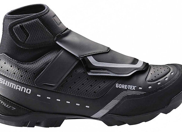 Shimano SH-MW7 Gore-Tex SPD Bike Shoes