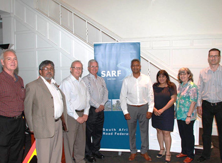 """""""Engineering for Road Safety"""" Workshop, Durban – 8th September 2016"""
