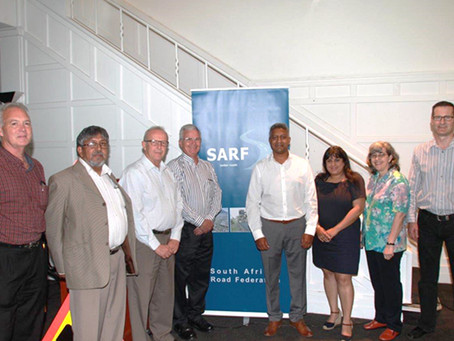 """Engineering for Road Safety"" Workshop, Durban – 8th September 2016"