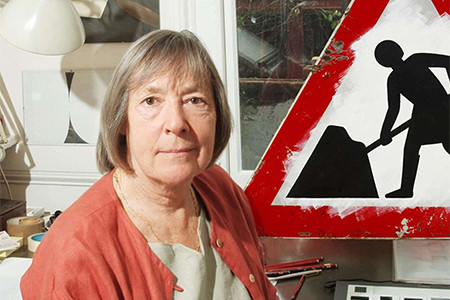 The Genius who put British Road Traffic Signs on the Map