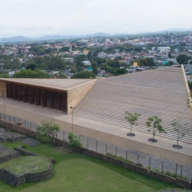 Teopanzolco Cultural Center