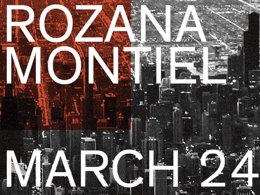 A Conversation with Rozana Montiel
