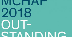 MCHAP Outstanding Projects Announced