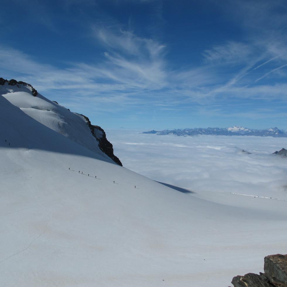Mont Rose Suisse