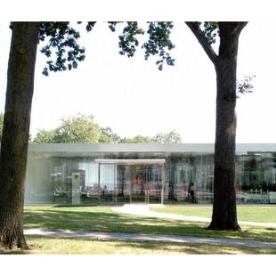 Glass Pavilion, Toledo Museum of Art