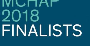MCHAP 2018 Finalists Announced