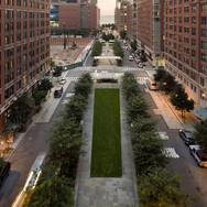 Battery Park City Streetscapes