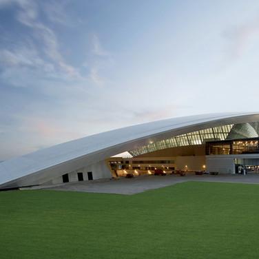 Carrasco International Airport, New Terminal