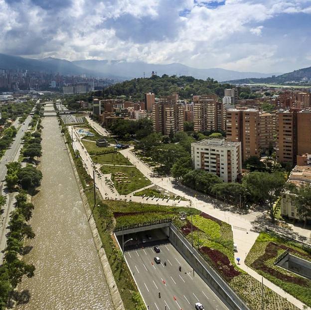 Medellin River Parks Phase 1A