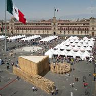Pavilion on the Zocalo
