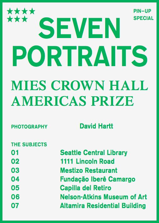 David Hartt | Seven Portraits