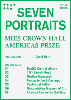 David Hartt   Seven Portraits