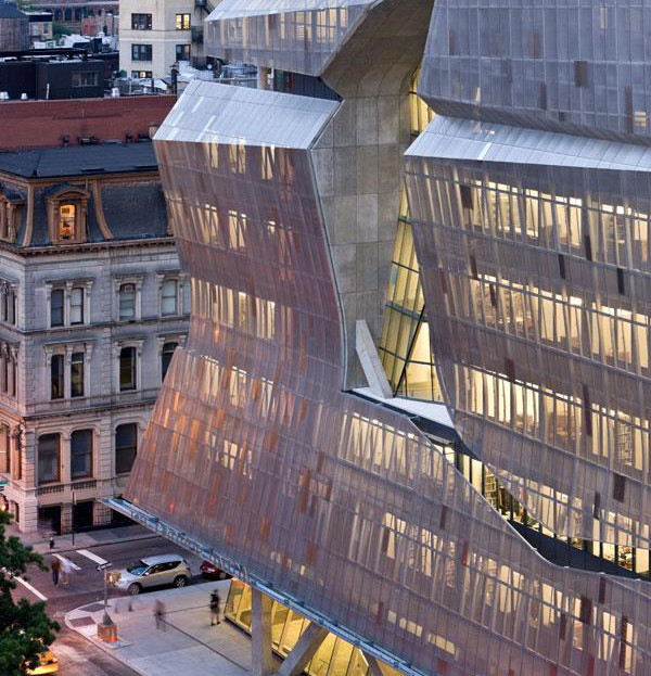 Cooper Union Center for Advancement of Science and Art