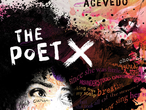 我的私藏图书馆精读推荐之THE POET X