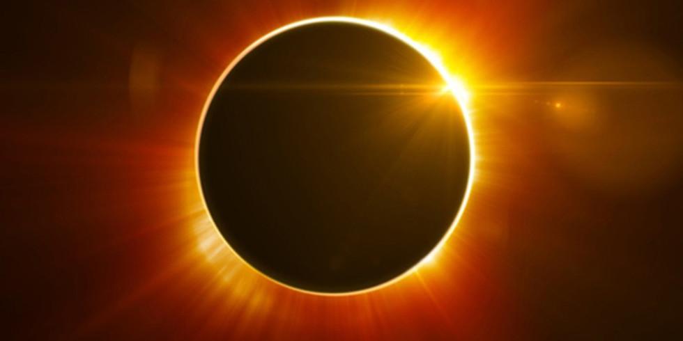 Solar Eclipse - New Moon Meditation/Potluck