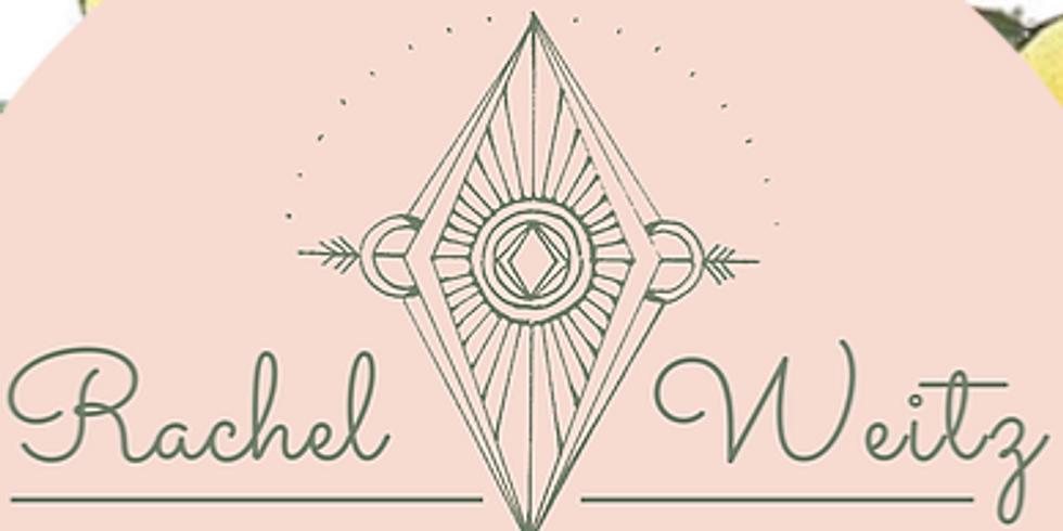 Healing with Spiritual Light with Rachel Weitz