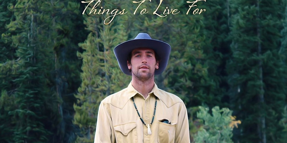 Jackson Maloney's Album Release Party ~ Things To Live For (1)