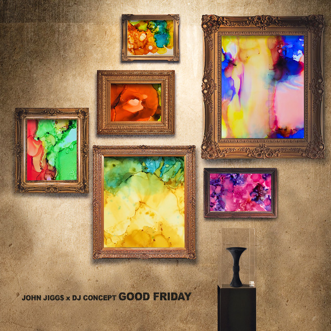 """Strong Island's Own John Jigg$ Releases New EP """"Good Friday"""" x DJ Concept"""