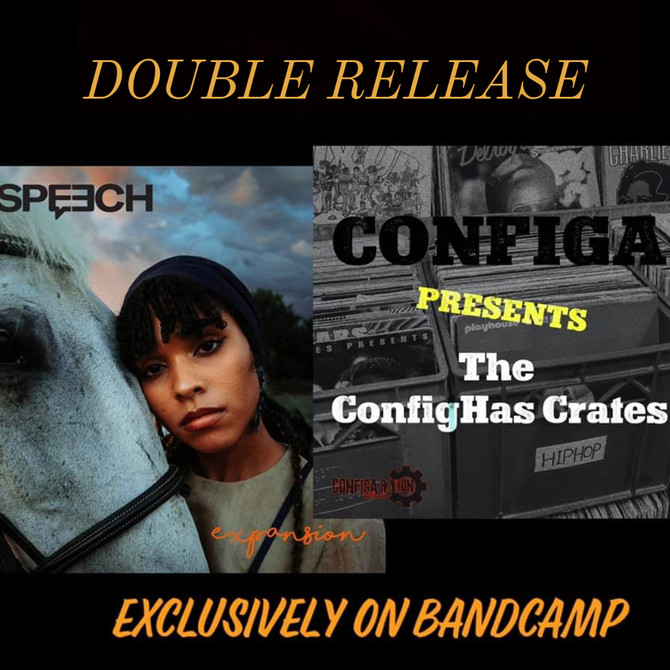 Double Album Release from SPEECH of Arrested Development & Configa