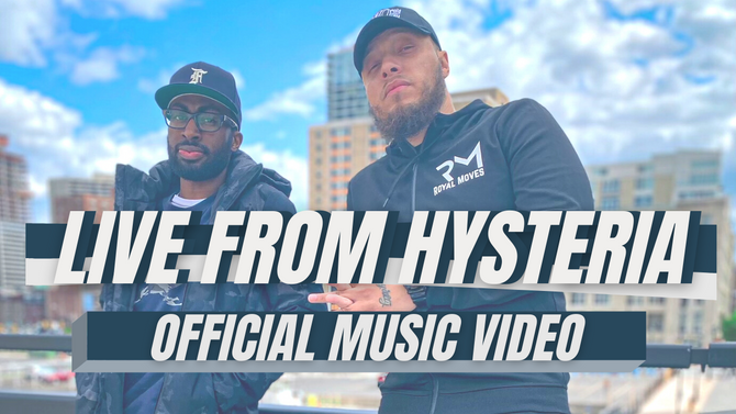 """D Prime 215 is """"Live From Hysteria"""" (Video)"""