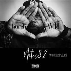 "BK's Notes82 Drops ""Church Wild"" Freestlye"