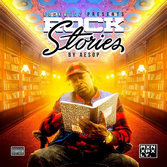 "NY's Rockwelz Presents New LP ""Rockwelz Stories"""
