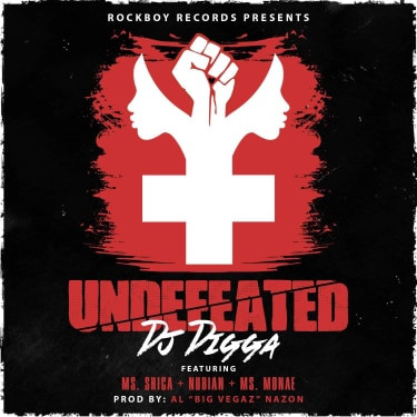 """DJ Digga """"Undefeated"""" Video Ft. Ms. Monae, Nubian, & Ms. Shica"""