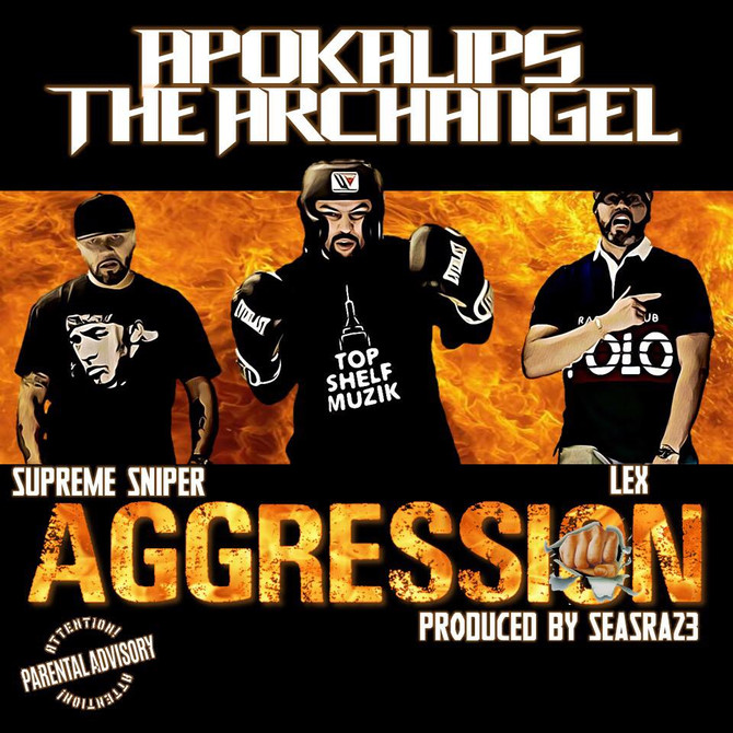 """NY Lyricists Knock Out """"Aggression"""" Video"""