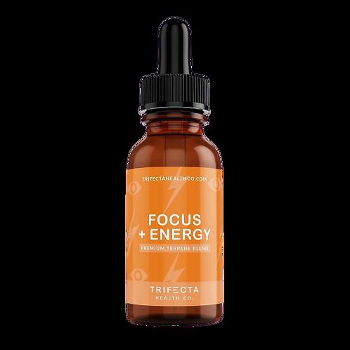 Focus & Energy | 30ml