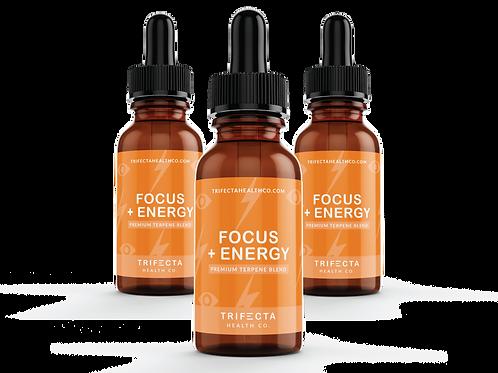 Focus & Energy | 90ml