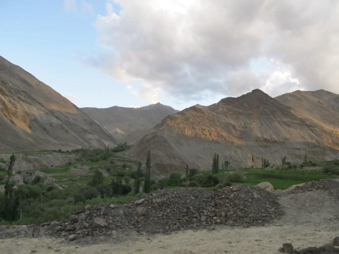 The Himalayan Sojourn 1.0- Part 8- Pangong Tso to Srinagar