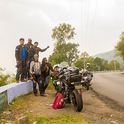 #Ride32 Deep in the Woods- Valparai