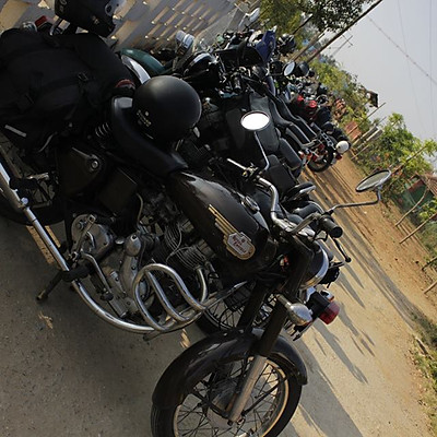 #Ride21 Ride to Camp in the Jungle (Satyamangala)