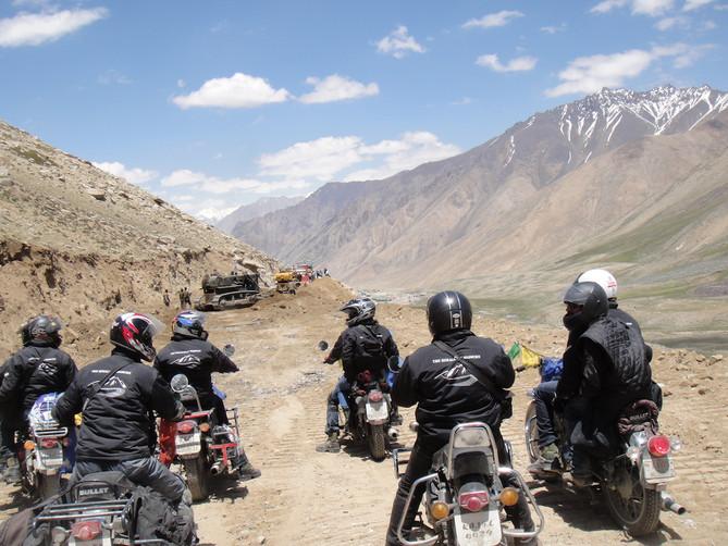 The Himalayan Sojourn 1.0- Part 6- Khardung La & Hunder