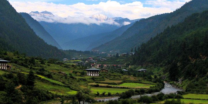 Haa Valley