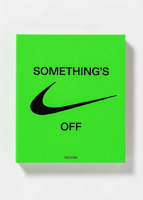 Virgil Abloh ICONS Something's Off