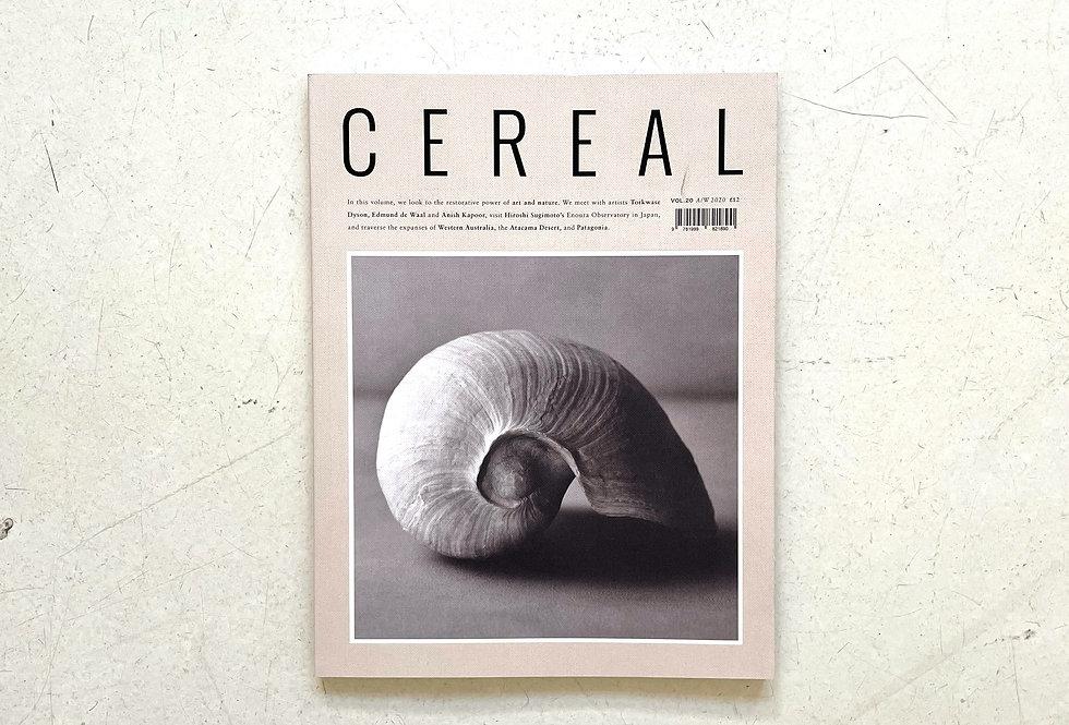 Cereal No. 20