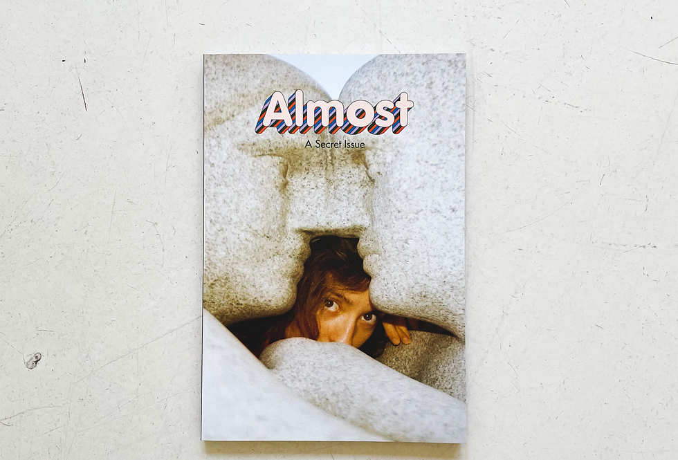 Almost No.3 | A secret Issue