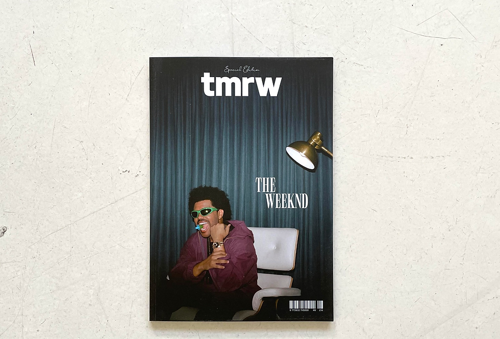 tmrw THE WEEKND Special