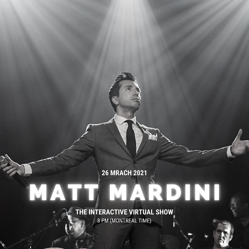 Matt Mardini - The Interactive Virtual Show