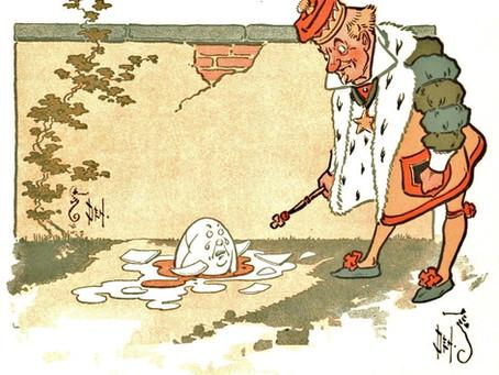 Humpty Dumpty: A Seismic Shift