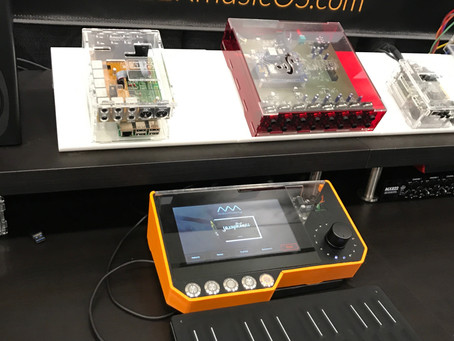 Music Tech at NAMM: Software, Cloud-based Creation, and Metadata