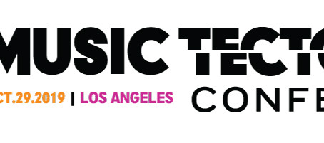 Announcing the First Music Tectonics Conference: The Epicenter of Music and Tech