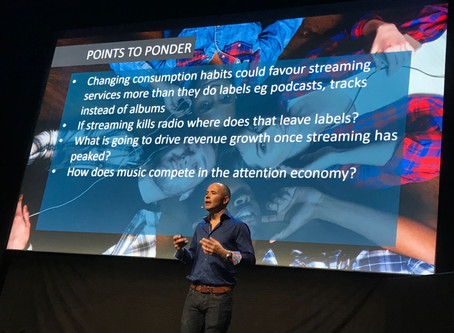 (Podcast) The Rise of New Streaming Markets: Mark Mulligan's Midem Keynote