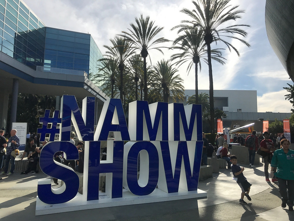 Music Tectonics at NAMM 2019!