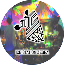 Ice Station Zebra Band Logo