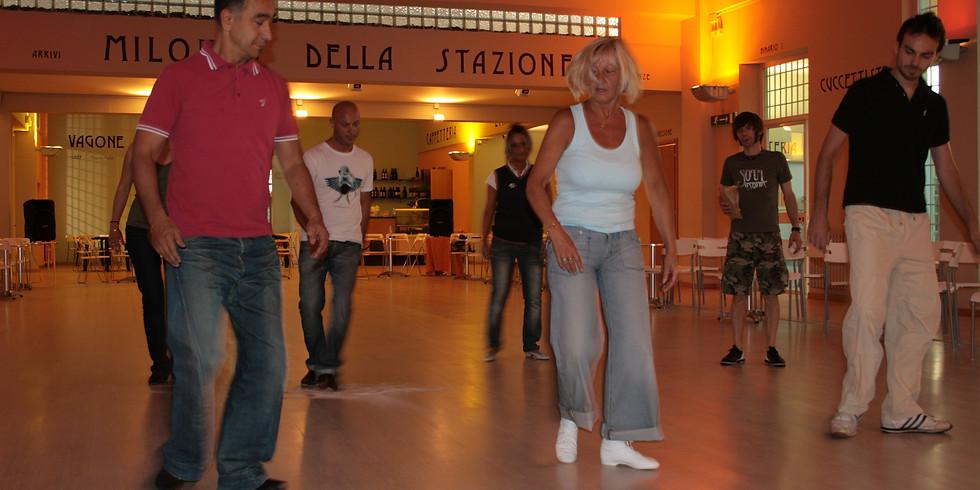 Northern Soul Dance Beginners Workshop Huddersfield