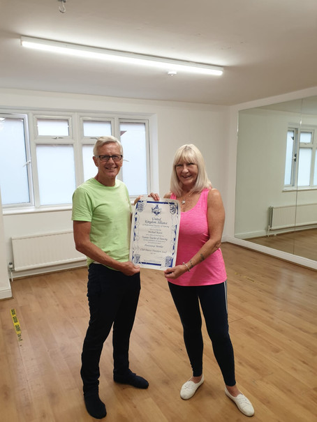 INTRODUCING MIKE OUR FIRST NORTHERN SOUL TRAINEE TEACHER