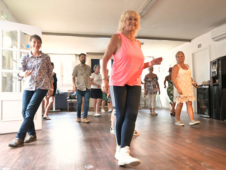 ZOOM NORTHERN SOUL LESSONS AND CLASSES