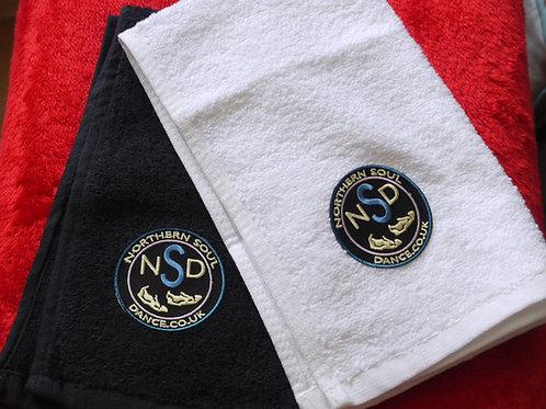 Northern Soul Dance Sweat Towel